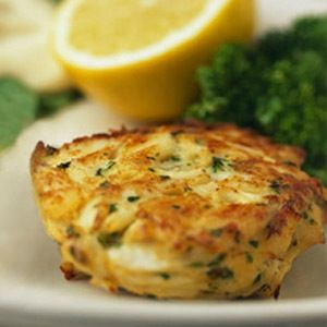 Jumbo Lump Crab Cake. | Food,Drinks,Cakes, Pastries, And Fruits. | Pi ...
