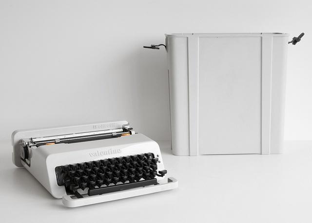 Olivetti Valentine Portable Typewriter, 1969