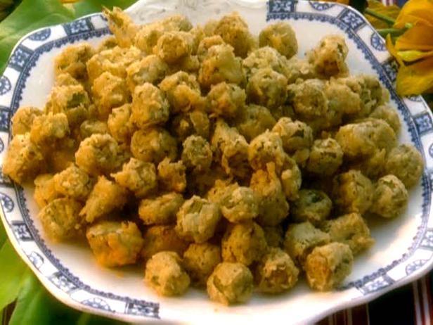 Fried Okra | Recipe
