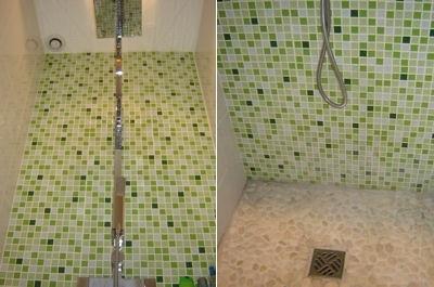 Construire une douche l 39 italienne salle de bain for Construire une salle de bain