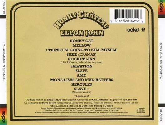Elton John - Honky Cha...