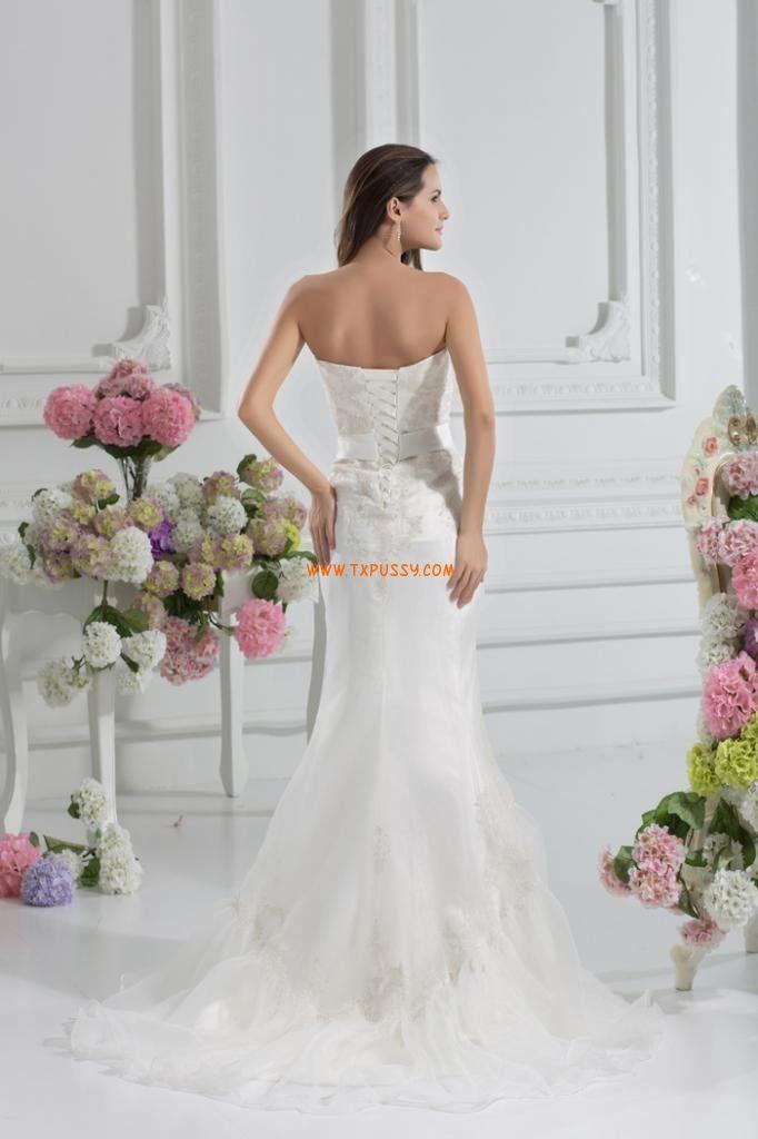 Princesse Robe de mariée 2014  Robes de mariée glamour  Pinterest