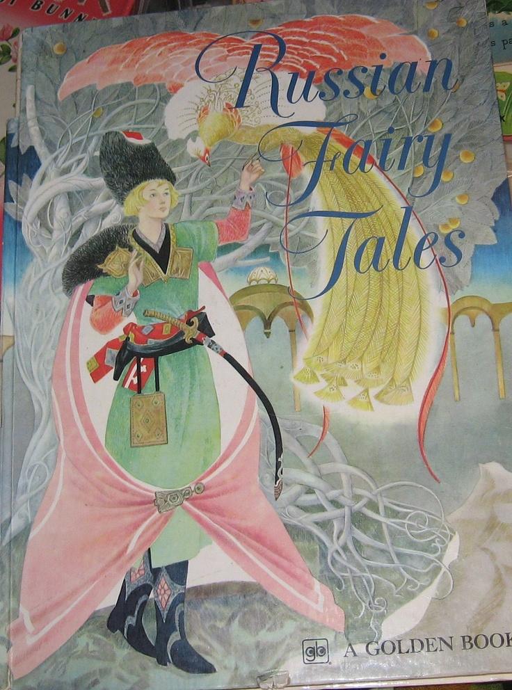 russian fairy tales in english pdf