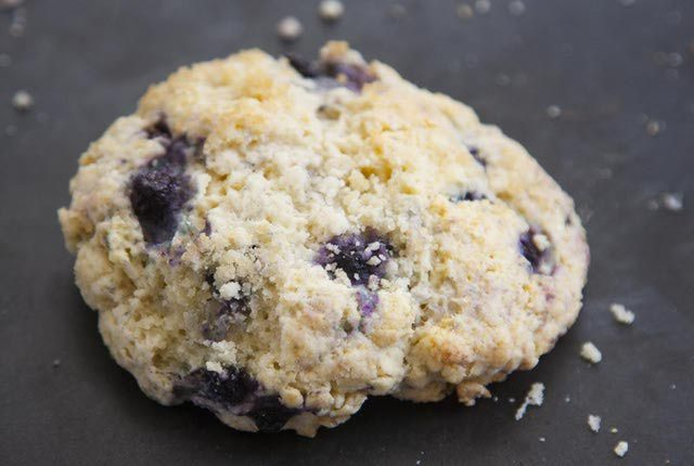 Low Fat, Low Calorie Blueberry Scones | Breads/Rolls | Pinterest