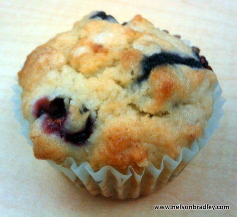 banana blueberry muffin | Breakfast Ideas | Pinterest