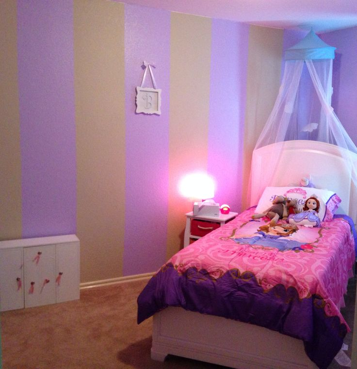 Sofia The First Room Re Do Things For My Wall Pinterest