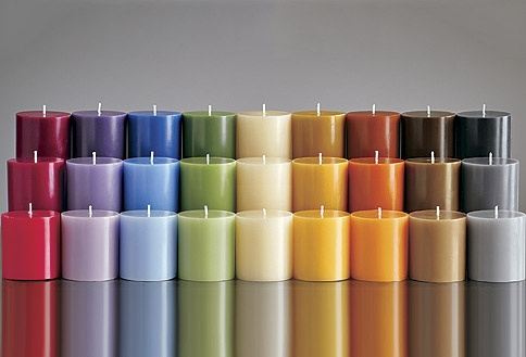 Candles. Candles. Candles!
