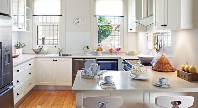 Modern country kitchens pinterest for Country kitchen ideas pinterest