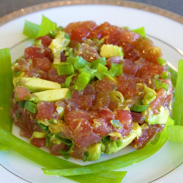 Tuna Tartare | Food FOOD Food!!! | Pinterest