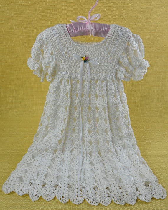 Free Crochet Pattern Baby Cradle Purse : Blessed Christening Set Crochet Pattern PDF