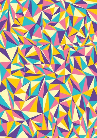 Triangle Pattern iPhone 5 WallpaperTriangle Pattern Wallpaper