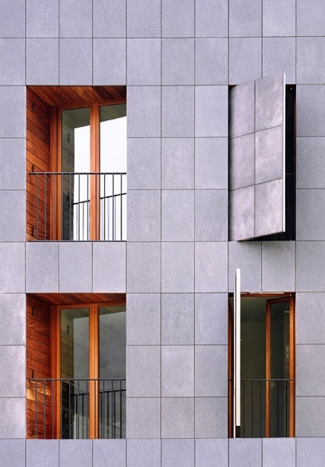 housing 137 by h arquitectes