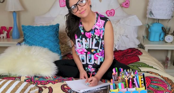DIY Room Organization Spring Cleaning Decor By Bethany Mota