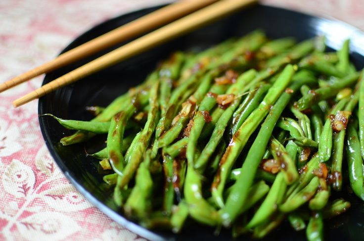 Roasted Green Beans And Scallions Recipes — Dishmaps