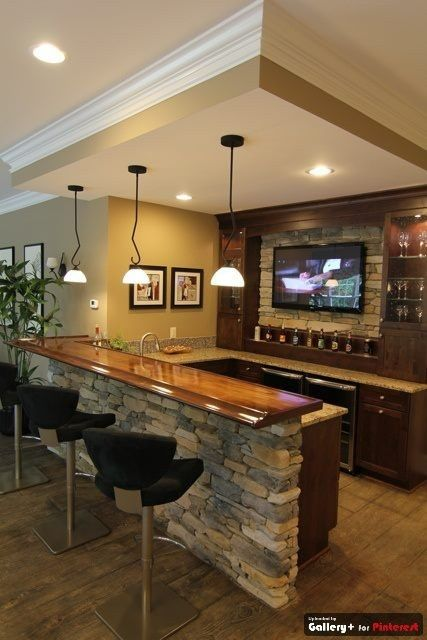 Man Cave Ideas In A Basement : Basement man cave pinterest