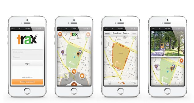 gps tracker app for iphone 4s
