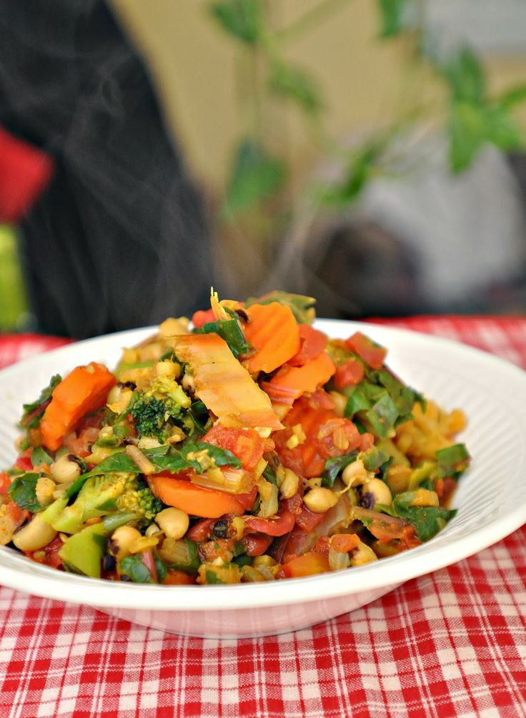 Black eyed pea curry | cooking | Pinterest