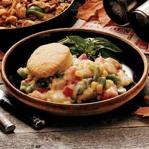 Creamy Chicken Stew | Recipe