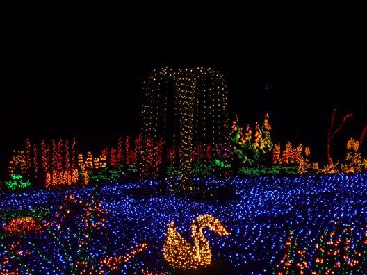 Callaway Gardens Christmas Lights Celebrate Christmas