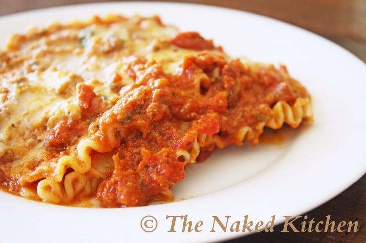 slow cooker lasagne   Food Glorious Food   Pinterest