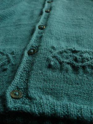 Frog Knitting Chart - Knitting On The Net/Knit A Bit
