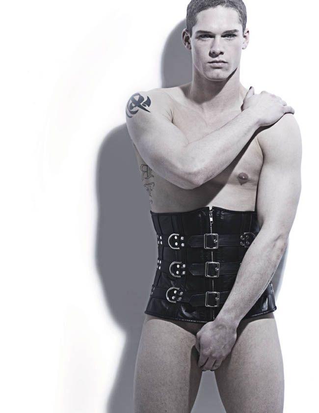 men corsets fetish