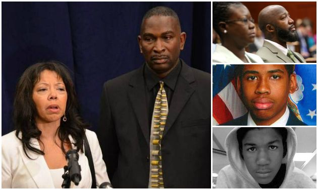 Tracy Martin Trayvon Martin's Parent