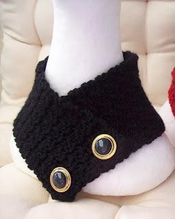 Cats-Rockin-Crochet Fibre Artist.: Which Stitch Neck Warmer Free