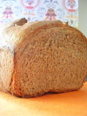 Honey Whole Wheat Bread | Breads & Rolls | Pinterest