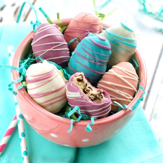 Easter, Easter Recipe, Egg Cookies