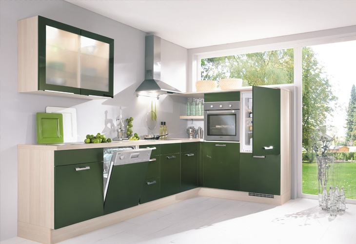 gr ne k che green kitchen gr ne k chen green. Black Bedroom Furniture Sets. Home Design Ideas