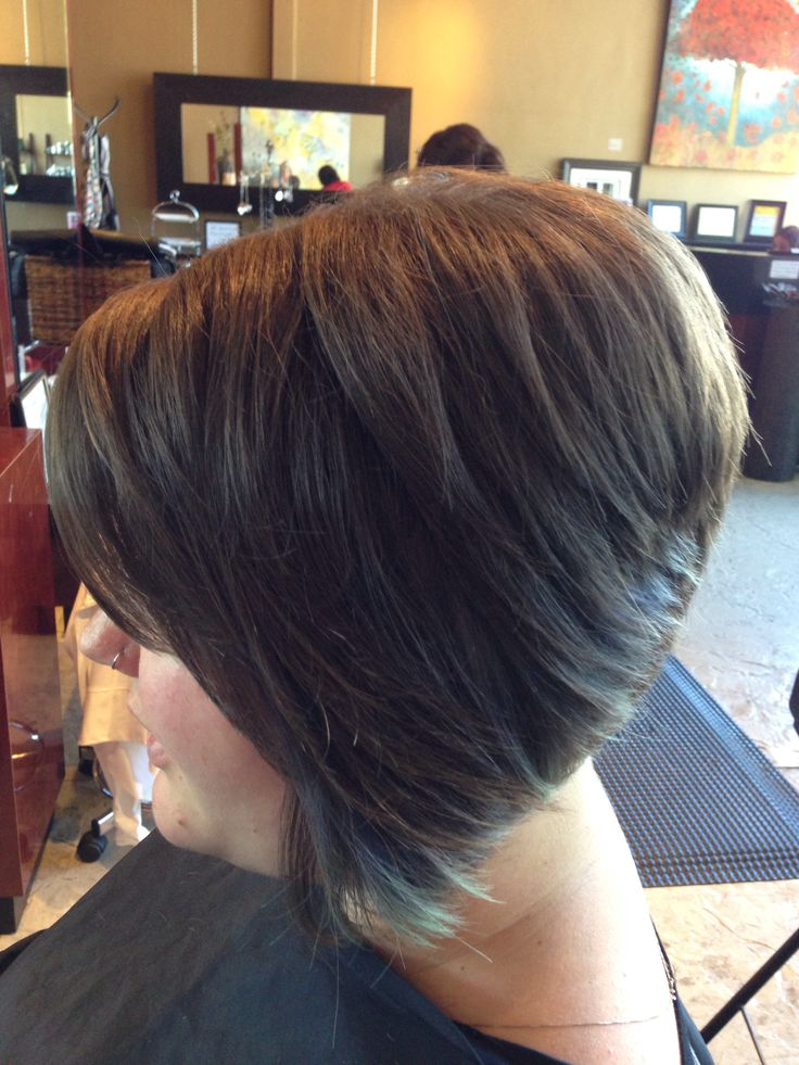 Stacked a line haircut yelp for Acure eco salon west hartford