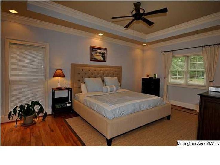 Raised ceiling master bedroom pinterest for Raised bedroom ceiling