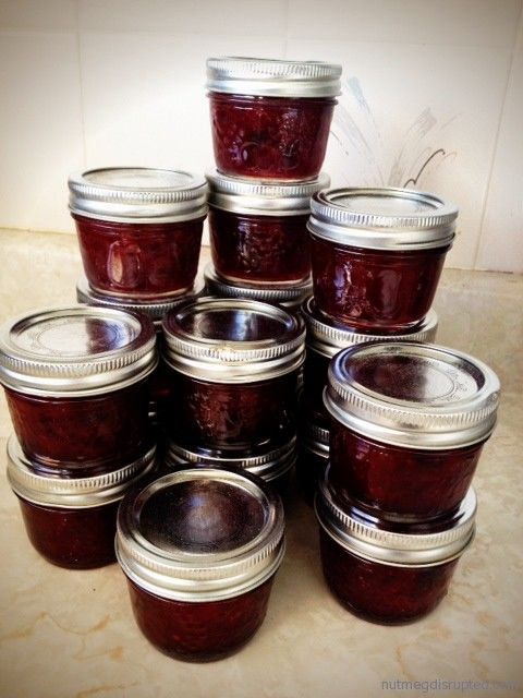 Strawberry Chipotle Jam | 2. Oh So Savory | Pinterest