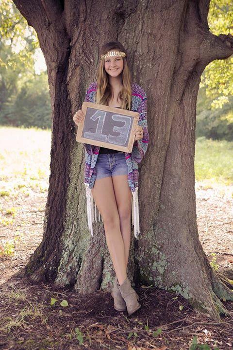 Beautiful teen girl 14 can
