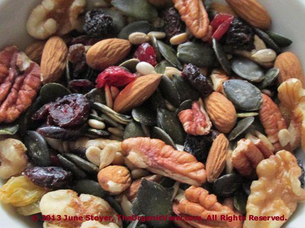 Austrian Pumpkin Seed Trail Mix Recipe | Recipes | Pinterest
