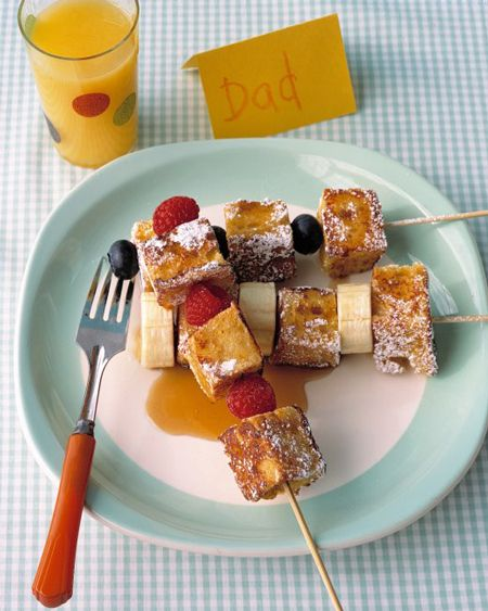 10 Party Foods on A Stick » Embellish | Recipes | Pinterest