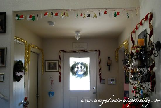 Decorating Ideas > Ribbon Holiday Decor  I LOVE Ribbon!  Pinterest ~ 085417_Christmas Decoration Ideas For Office Ceiling