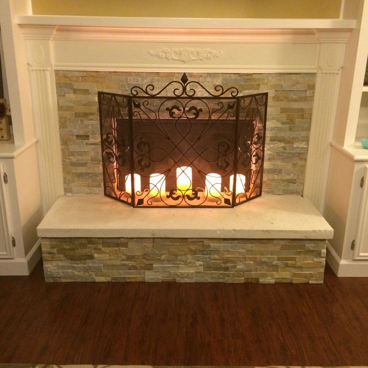 fireplace makeover home remodeling ideas