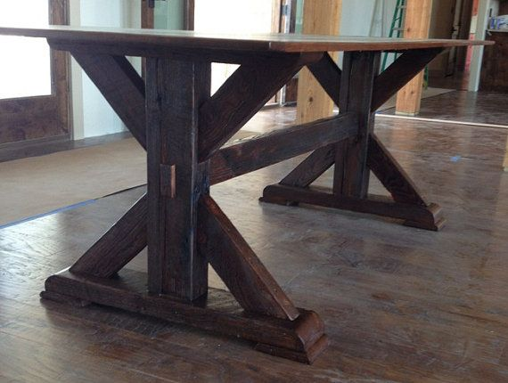 another dining room table delivered today tabletop was made from