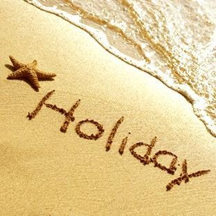 I need a holiday