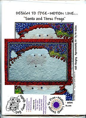 Lily Frog Applique - Applique Embroidery Designs and