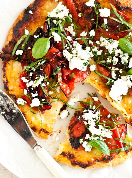 Making good things, like tomato and basil tart « Two Spoons
