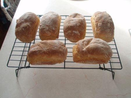 mini english muffin loaves   Breads   Pinterest