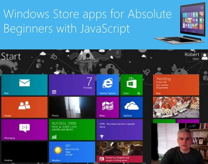 Msdn com windows store apps for absolute beginners with javascript
