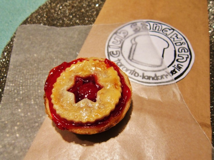 Mini Cherry Pie | Sweet Things | Pinterest