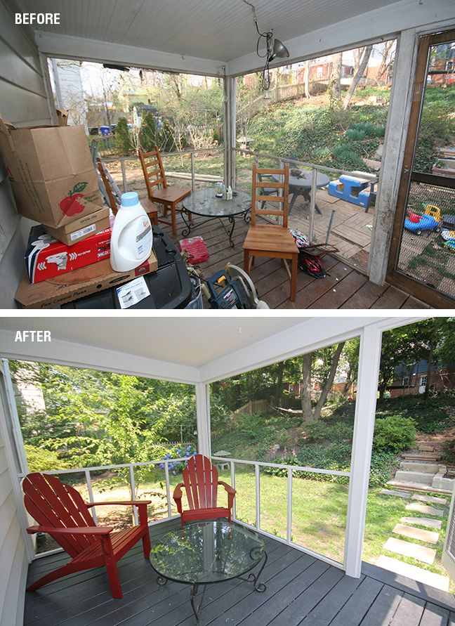 Sun Room Makeover By Pure Energy Design