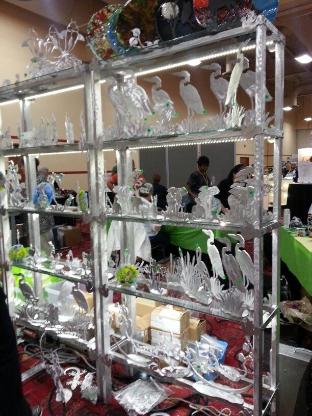 Pin by susan mcgarry on 2014 glass craft bead expo in for Arts and crafts las vegas