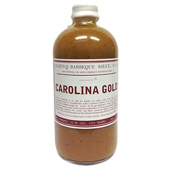 Lillie s q carolina gold barbeque sauce master quot q quot chef charlie