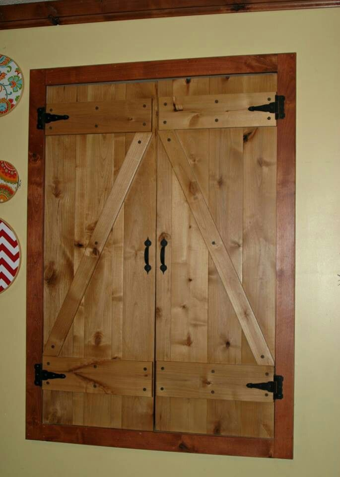 Attic Access Door For The Home Pinterest